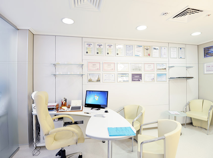 Фото дизайна кабинета старшей медсестры