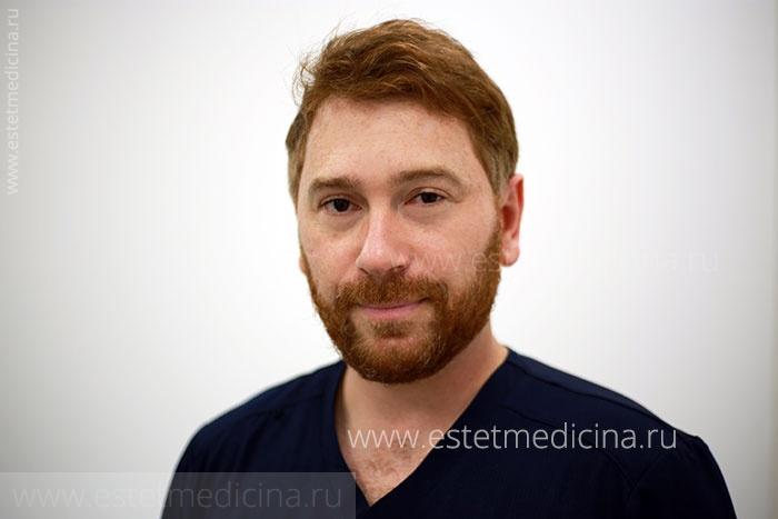 Кондрашкин Юрий Витальевич стоматолог хирург имплантолог