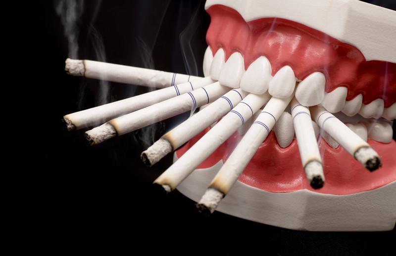 картинки зубы курящих нута
