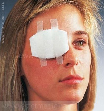 Травма глаза: доврачебная помощь