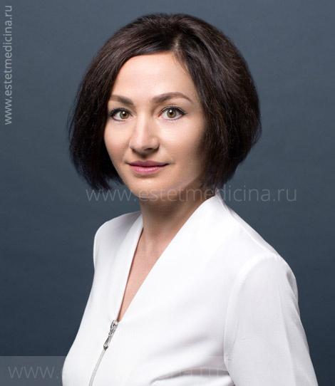 Федякова Елена косметолог