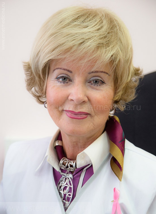 Маммологи россии