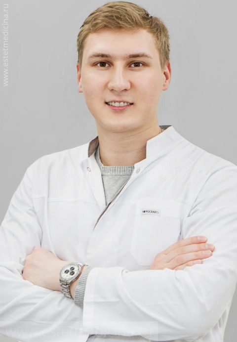 Опарин Андрей ортодонт