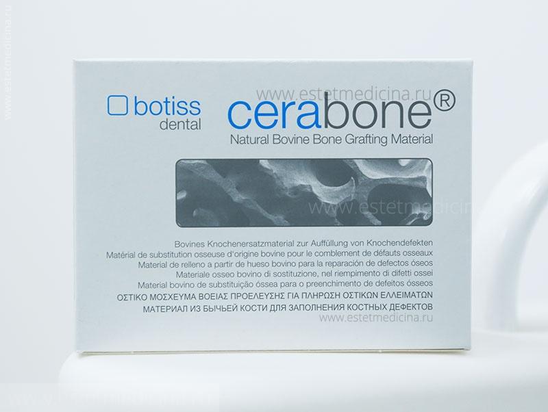 Cera bone костный материал стоматология