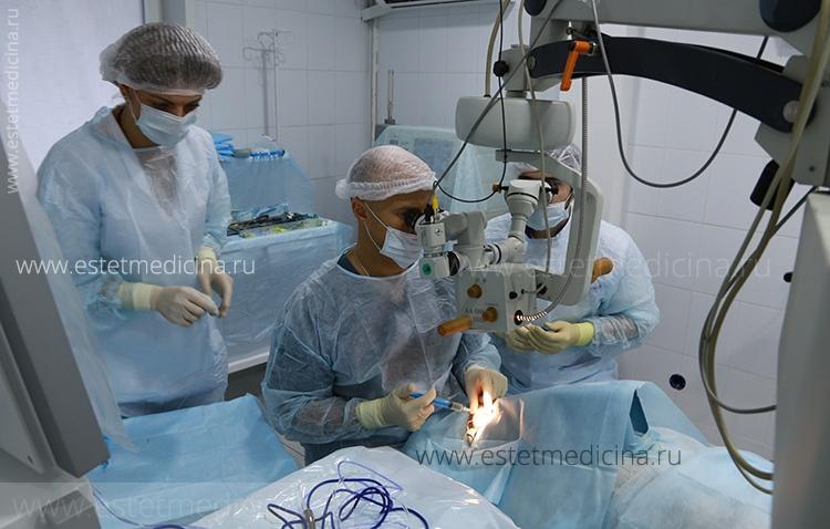 Арсений Кожухов офтальмохирург